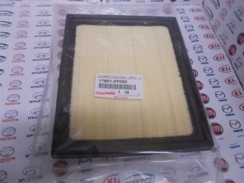 Toyota Auris Hybrid 2014 Onwards Air Filter 17801-0T050