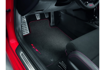 Kia Cee'd GT 5dr 2013-2015 Velour Floor Mats Tailored -  A2143ADE10GT