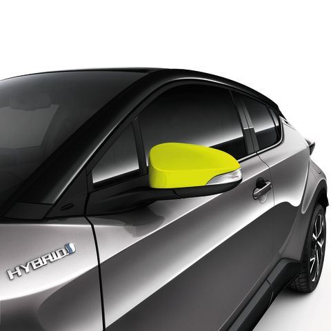 Toyota C-HR - Outer Mirror - Lime Green - PW403-10100-GF