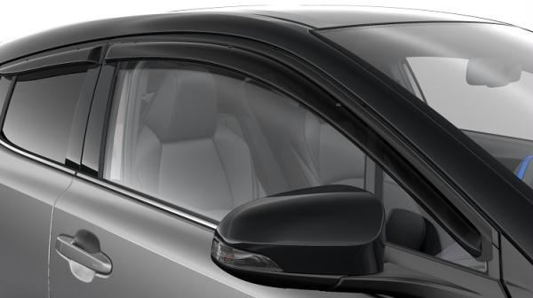 Genuine Toyota C-HR - Wind deflectors - PW162-10000