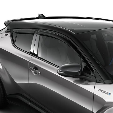 Genuine Toyota C-HR - Front wind deflector - PW162-10002