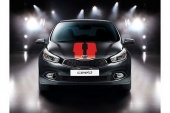 Kia Pro Cee'd GT 2013 Onwards Red Racing Stripes - A2200ADE00GTRD