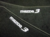 Mazda 3 2003-2009 Velour Carpet Mats