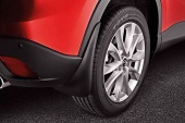 Mazda CX-5 Rear Mud Flaps - KD45-V3-460A