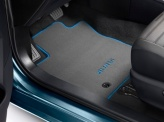 Toyota Auris Floormats Anthracite Carpet Mats PZ410-E0351-FA