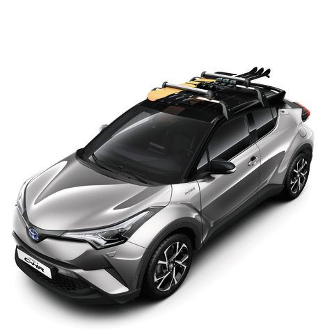 Genuine Toyota C-HR - Roof rack - PW301-10000