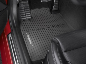 Kia Stinger 2017 Onwards Floor Mats All Weather - J5131ADE10