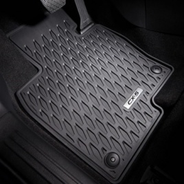 Genuine Mazda CX-5 All Weather Floor Mats - KB9G-V0-351