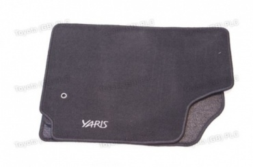 Toyota Yaris 3 Door Carpet Mats Floormats PZ410-B0352-FT