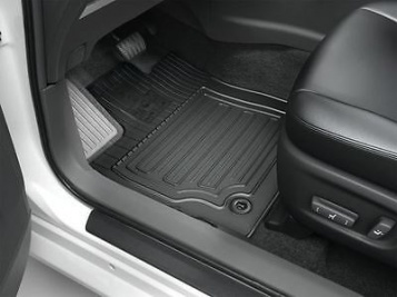 Toyota Prius+ 2013 Onwards Rubber Mats - Black PZ49K-G8351-RJ