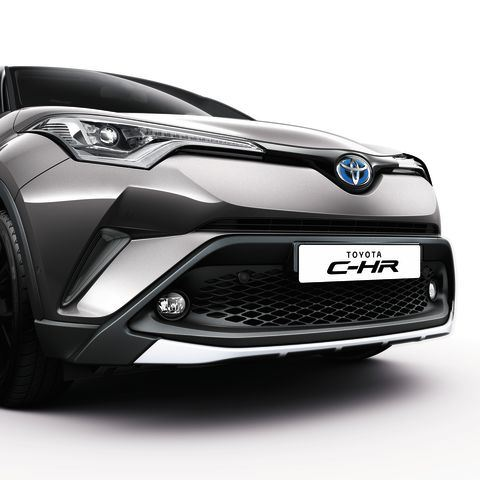 Genuine Toyota C-HR - Front guard - PW417-10000