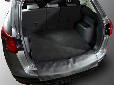 Mazda Cx 5 Boot Mat With Bumper Protection Kd45 V0 381 Burrows Car