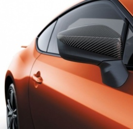 Toyota GT86 - Wing Mirror Cover Carbon - PZ49J-10520-ZU