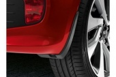 Kia Rio 2015 to 2017 Rear Mud Flaps Set - 1WF46AC700