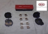 Kia Picanto 2004 to 2011 Front Brake Pads 5810107A10