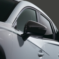 Mazda CX-3 Door Mirror Cover Black - DB2W-V3-650 -PZ