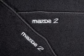 Mazda 2 front and Rear Mats 2007-2013  DF80-V0-320B