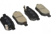 Toyota IQ 2008-2014 Rear Brake Pads 04466-52140