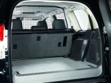 Toyota Land Cruiser 7 Seater 2010 Onwards Half Height Dog Guard