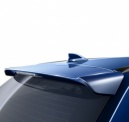Toyota Avensis Tourer 2015 Onwards Roof Spoiler - PZ495-T5470-AB