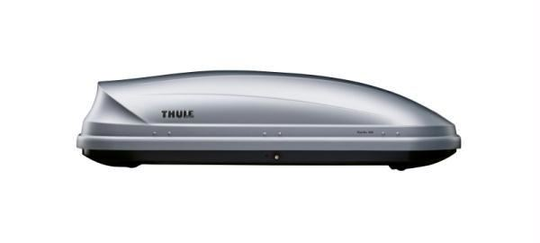 Genuine Toyota C-HR - Thule Pacific 200 luggage box - Silver Grey - PW308-00000