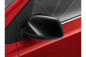 Kia Picanto 2017 Onwards Door Mirror Caps Black - G6431ADE00BL