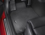 Kia Stinger 2017 Onwards Velour Floor Mats - J5144ADE10